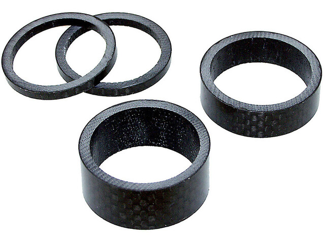 Cube Spacer Set Carbon carbon